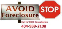 Avoid or stop foreclosure by working with a real estate broker who is a short sale specialist.   I will help you expediently sell your home by working directly with your mortgage lender.