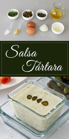 Salsa Tártara, Empanadas, Chutney, Homemade Spices, Bechamel, Crepes, Food Porn, Brunch, Meals