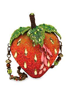 Mary Frances Strawberry Tart Red Fruit Bag Purse Handbag NEW Spring 2014 Only 1 Beaded Clutch, Beaded Purses, Beaded Bags, Mary Frances Purses, Mary Frances Handbags, Novelty Handbags, Novelty Bags, Red Purses, Purses And Handbags