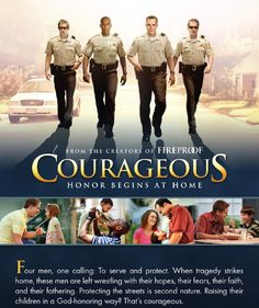 Courageous the movie - Honor Begins at Home.  H.U.S.B.A.N.D. Household Unity Sustained By Abundant Never-ending Devotion! By the author of NAILS a spiritual acronym book. www.HisWordsNotMine.com