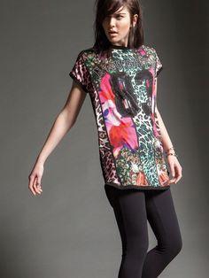 Maxi shirt or mini dress? You decide!