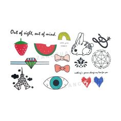 54 Best Kid Temporary Tattoo for Birthday Party - ZANCTUARY images ...