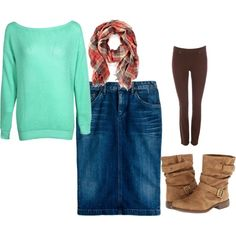 """""""Mint for Fall"""" by ashley-angel1992 on Polyvore"""