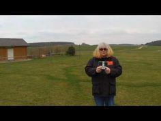 Erster Drohnen Übungsflug mit der Breeze 4K