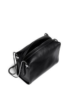 3.1 PHILLIP LIM 'Soleil' double chain leather shoulder bag