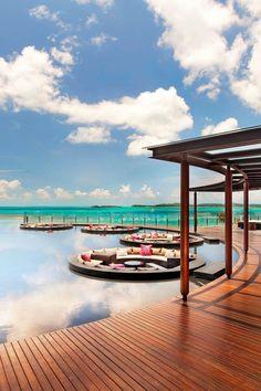 25 Most Luxurious Hotels Worth the Money nice W Retreat, Koh Samui, Thailand...