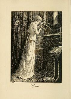Marie de France: seven of her lays done into En...
