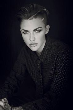 Honestly though, Ruby Rose.