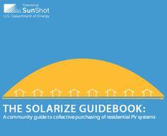 Learn how to go solar with your neighbors with this guide from the US Dept of Energy: http://www.nrel.gov/docs/fy12osti/54738.pdf