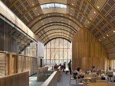 Yale University's LEED-Platinum Kroon Hall