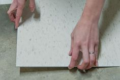 Weekend Project: DIY Tile Flooring So Super Easy With Grammar School Tiles!.