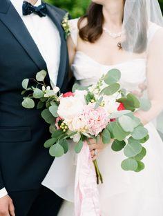 Beautiful New England wedding: http://www.stylemepretty.com/2015/08/17/elegant-camden-yacht-club-summer-wedding/   Photography: Ruth Eileen - http://rutheileenphotography.com/