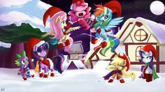 Another Year of Hearth's Warming by Reikomuffin on DeviantArt