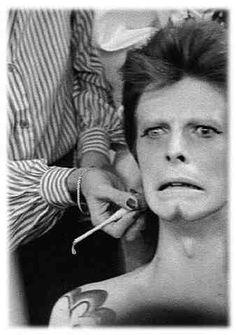 """Speed of Life"" by David Bowie & Masayoshi Sukita"