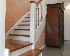 Treppenpfosten so in der Art