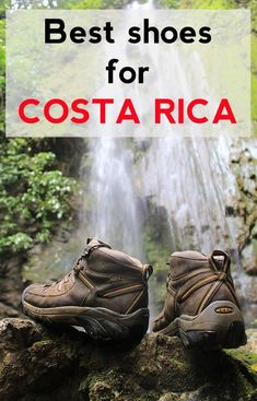 The best shoes for Costa Rica, to protect your feet no matter if you're trekking through the jungle, ziplining over the forest or seeking out wildlife http://mytanfeet.com/costa-rica-travel-tips/protect-feet-best-shoes-costa-rica/