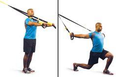 TRX training, TRX exercises, TRX tips