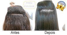 A hidratação para alisar os cabelos, alinha os fios de forma natural. O cabelo fica com um brilho incrível. Clique e confira! Beauty Recipe, Friends Forever, Shampoo, Hair Makeup, Hair Beauty, Long Hair Styles, Hair Poof, Slicked Hair, Long Hair Updos