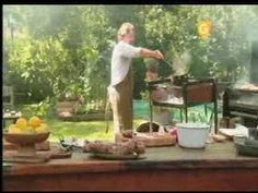 MaestrosParrilleros -Picanha y Chinchulines de Cordero - YouTube Chefs, Picnic Time, Grilling Recipes, Brazil, Youtube, Bbq, Fire, Cool, Smoke