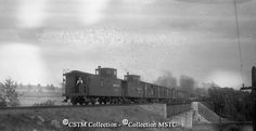 Location:  Arnprior, ON  Railway Name:  CANADIAN PACIFIC RAILWAY CO.  Date:  1954-00-00
