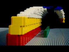 Rymdreglage - crazy music video consisting mostly of stop motion LEGO animation. Lego Videos, Music Videos, Game Boy, 8 Bits, Animation Stop Motion, Motion Video, The White Stripes, Lego Photography, Songs