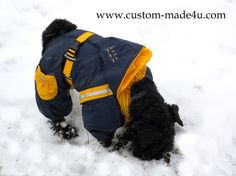About dog snowsuits on pinterest dog coats fleece dog coat and dogs