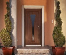GAVA Plast - infill panels for plastic and aluminium entrance door Panel Doors, Windows And Doors, Entrance Doors, Garage Doors, Rustic Design, Modern Design, Ral Colours, Aluminium Doors, Types Of Doors