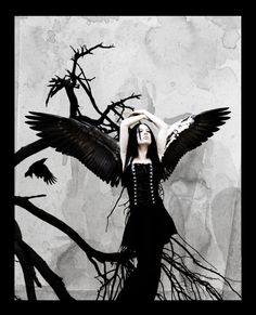 Dark Angel you are the most dangerous kind of female the world can ever know.And a great many will love you for your beautiful face for your seductive body.