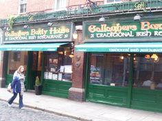 Gallaghers Boxty restaurant - Dublin