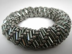 Sara O Jewelry - My Class at the 2013 Bead Show    B130191  Russian Spiral Bugle Bangle   Thu. June 6 - 8:30am-3:30pm (with 1 hr. break)  Room DC 203E