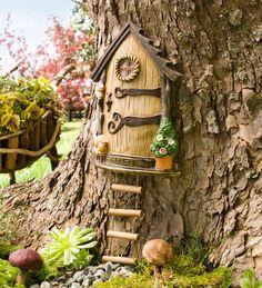 Miniature Garden Fairy Door