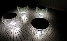 Lámparas de exterior MERIDIANO 4715 Diseño de Jordi Vilardell & Meritxell Vidal