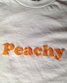 Peachy Tee