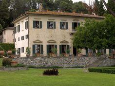 Villa Triboli, Firenze - KATE BLACKWOOD REAL ESTATE + LIFESTYLE ITALIA