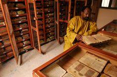 SOY BIBLIOTECARIO: Así fue como el valiente bibliotecario de Tombuctú...