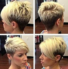 30+ Super Short Hair Cuts for Women | Haircuts