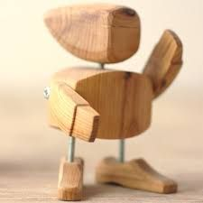 Image result for jointed wooden block toys DIY