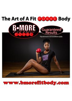 Experience the POSSE Process. I guarantee results. The POSSE is accepting New Clients. Go to www.bmorefitbody.com to get started by making an appointment for your complimentary fitness assessment.