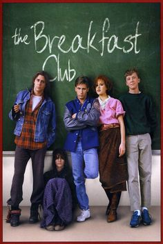 #CINE The breakfast club ★★★★★