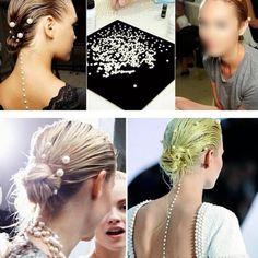 pearls jewellery shop installations DIY - Hľadať Googlom