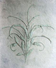 plaster-stencil