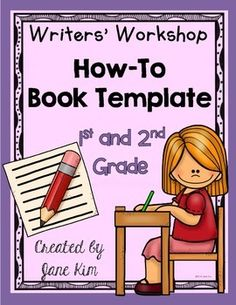 Teachers can utilize this template to support their Writers' Workshop unit on All-About books. Students will deepen their understanding about non-fiction text features as they create their own All-About book. Teaching Resources, Teaching Ideas, Teaching Writing, Creative Teaching, Writing Rubrics, Informational Writing, Writing Process, Comprehension Activities, Literacy Activities