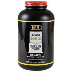 Imr Hi-Skor 700x Smokeless Powder Hi-Skor 700x Smokeless Powder 14oz Review Buy Now