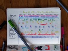 40 Things to Track in Your Habit Tracker - Start One Today!
