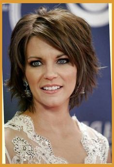 Medium To Short Length Haircuts For Square Faces   Google Search  inside Short…