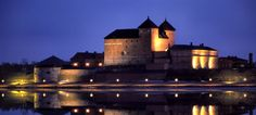 Häme Castle in Hämeenlinna, Finland