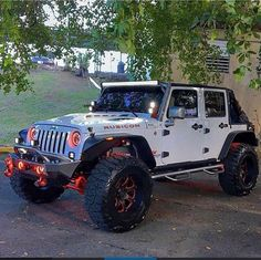 JEEP RUBICON CUSTOMIZED & MODIFIED !