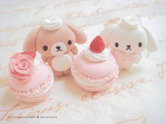Sugarbunnies with Sweet Macaronsbytiramisuxfluff// My edit
