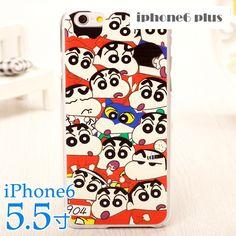 เคสไอโฟน6 พลัส ขนาดหน้าจอ 5.5 นิ้ว พลาสติกลายการ์ตูนชินจังสุดน่ารัก ราคาส่ง ราคาถูก http://www.casemass.com/category/160/case-iphone-6-plus  https://www.facebook.com/CaseIphone6  #CaseIphone6Plus #CaseI6Plus #CaseIphone6Plus55