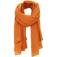 Selected Aki New Scarf ($52) ❤ liked on Polyvore